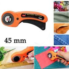 Rotary Cutter Quilters Sewing Quilting Fabric Cutting Craft Tool 45mm