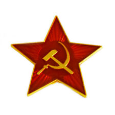 WWII USSR SOVIET MILITARY GARRISON EMBLEM INSIGNIA BADGE STAR-50030