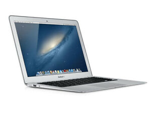 Apple Macbook Air 13 A1466  i5-1.4GHz,4GB RAM,256GB, US, MD760LL/B*2014*WARRA...