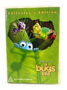 A Bug's Life (DVD, 1998) Disney Collector's Edition Region 4 Free Postage