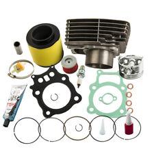 Fit Honda Rancher TRX350 00-06 Cylinder Piston Gasket Top End Rebuild Kit New