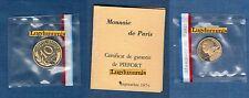 Piéfort - 10 Centimes Marianne 1974 RARE 250 Exemplaires FDC PIEFORT
