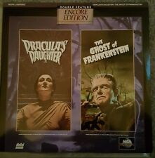 Draculas Daughter/Ghost of Frankenstein - Encore Edition LV Double Feature (Las…