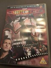 Dr Who Series 1 Episodes 7 & 8 The Long Game & Father's Day DVD