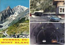 TUNNEL DU MONT BLANC - 3 VEDUTE - V 1978 - FG