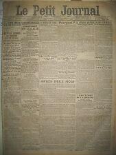 WW1 LA GUERRE JOUR PAR JOUR 1er AU 31 OCTOBRE 31 NUMEROS LE PETIT JOURNAL 1914