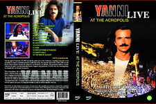 Yanni (DVD,All,Sealed,New,Keep Case) Live At The Acropolis