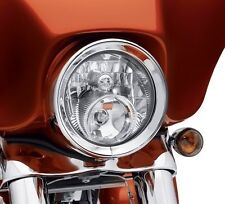 Harley Davidson Dual Bulb Headlight Kit Upgraded Xenon HID Ultra Roadking