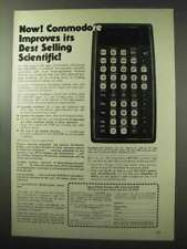 1977 Commodore SR9190R Calculator Ad - Best Selling