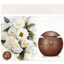Ultrasonic Humidifier Aroma Mist Diffuser Humidifier Air Purifier Light / USB