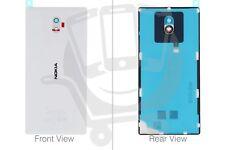 Genuine Nokia 3 Dual Sim TA-1032 Copper / Silver Rear / Battery Cover - 20NE1S20