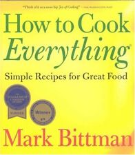 B003156A5U How To Cook Everything: Simple Recipes for Great Food