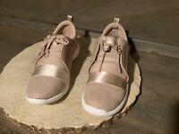 Womens BIG BUDDHA Blush Memory Foam LACE UP Sneakers Size 8.5 M NEW  NWT