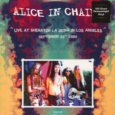 ALICE IN CHAINS : LIVE AT SHERATONLOS ANGELES 1990 : 180 GRAM VINYL LP