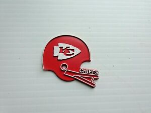 Vintage NFL Kansas City Chiefs Fridge Magnet Standing Board Old School NOS