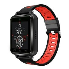 FINOW Q2 WiFi 4G Heart Rate Smart Watch 1GB+8GB SIM Android Quad Core 2MP Phone