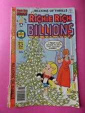 RICHIE RICH BILLIONS #28 COMIC