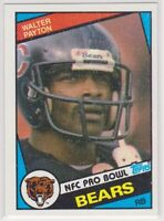1984  WALTER PAYTON - Topps  Football Card # 228 - CHICAGO BEARS
