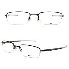 4c6e0f24fa83c Oakley RHINOCHASER OX3111-0254 Satin Black 54 19 143 Half-Rimless Eyeglasses
