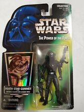 Star Wars - Power of the Force Death-Star Gunner figurine Hasbro 1996