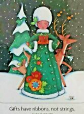 Mary Engelbreit Handmade Magnet-Gifts Have Ribbons Not Strings