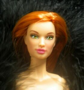 Jakks Pacific Fashion Doll Red Hair #4 style must see!!!
