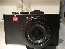 Leica Black D-Lux 5 Digital Camera 10.1MP excellent condition 16GB memory