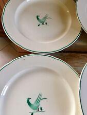 Richard Ginori 1936 Piatto Piano Gio Ponti 1936 Dinner Plate Porcellana Ceramica