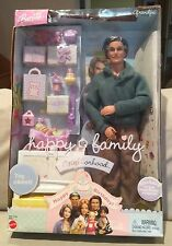 Barbie Happy Family, Grandpa, Mattel, 2003, NIB
