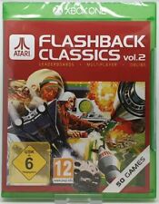 Atari Flashback Classics Collection Vol.2 (Xbox One) Brand New Sealed Video Game