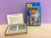 VR Troopers Game, Card Game, Defeat Grimlord, 1990s Saban Game, Vintage Game
