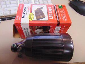 LED 10 Watt 120V Landscape Lighting Bullet Up Light BROWN Commercial all weather