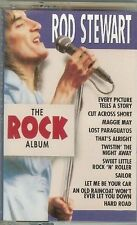 ROD STEWART - THE ROCK ALBUM - CASSETTE - NEW