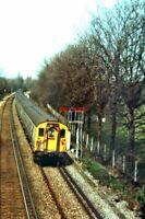 Network South East 4cep 1593 Victoria 1999 Rail Photo
