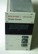 Pfeiffer Vacuum Single Gauge Controller TPG 261A