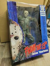 Friday The 13th Jason Voorhees 18 Inch Neca 2003 New Sealed