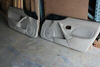 2001-2005 MAZDA MIATA MX-5 DOOR PANEL OEM TAN 01-05 MIATA MX-5 DOOR PANELS