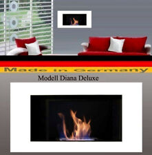 CHEMINEE ETHANOL DIANA DELUX BLANC FIRE PLACE CAMINETTO