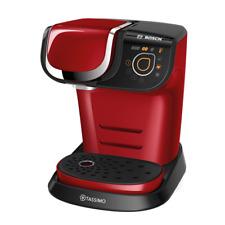 Bosch TAS6004GB Tassimo mon chemin rouge Cappuccino Espresso Pod machine 1300 W