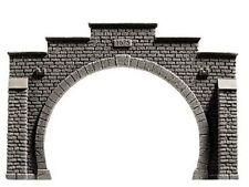 Noch 34852 - Tunnel-Portal 2-gleisig Steinmauer - Spur N - NEU