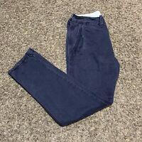 Men's Abercrombie & Fitch Pants Faded Blue Size 28x30