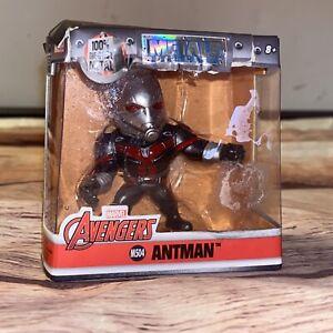 "Jada Toys Metal Die Cast Marvel Avengers Antman 2.5"" Figure, #M504 New!"