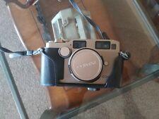 Contax G2 35mm Rangefinder Film Camera Planar 45mm F2