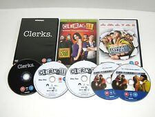 Clarks, Clarks II & Jay and Silent Bob Strike Back DVD Bundle