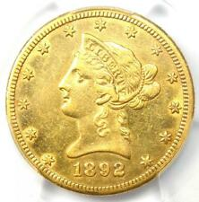 1892-CC Liberty Gold Eagle $10 - PCGS XF Details (EF) - Rare Carson City Coin!