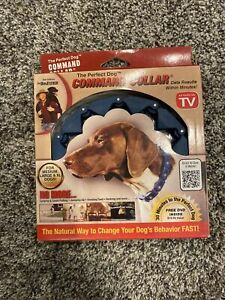 Don Sullivan The Perfect Dog Command Collar Training Pets Prong w/DVD Small Dogs