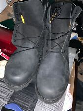 mens timberland boots Size 18