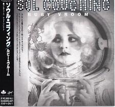 Soul Coughings OOP JAP CD with Obi Ruby Vroom '94 Slash POCD1163 Alt Rock