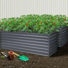 Greenfingers GARDEN77120AGFC2 240cm x 80cm x 77cm Raised Bed