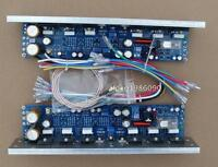 One pair KRELL KSA50 Class A Power amplifier board 50W+50W with Angle aluminum